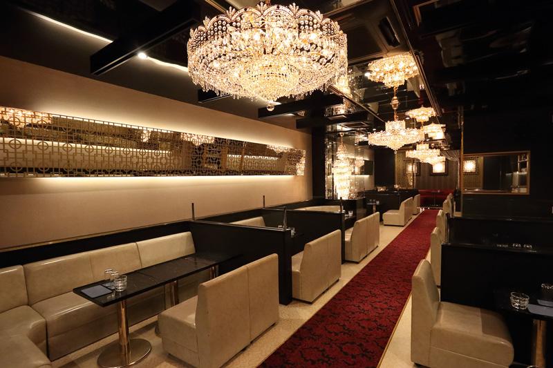 Club Luminous[キャバクラ/愛媛県二番町3丁目8-21]の店内イメージ