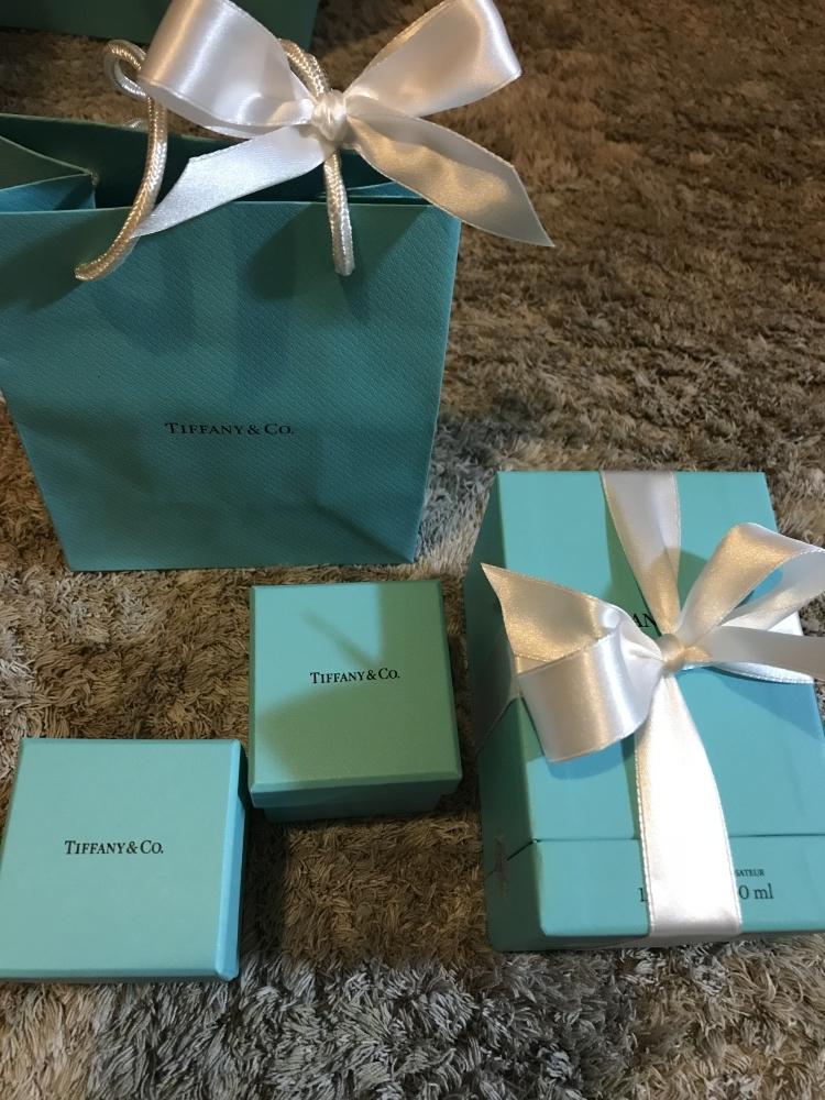 桜井亜美 Tiffany & Co.