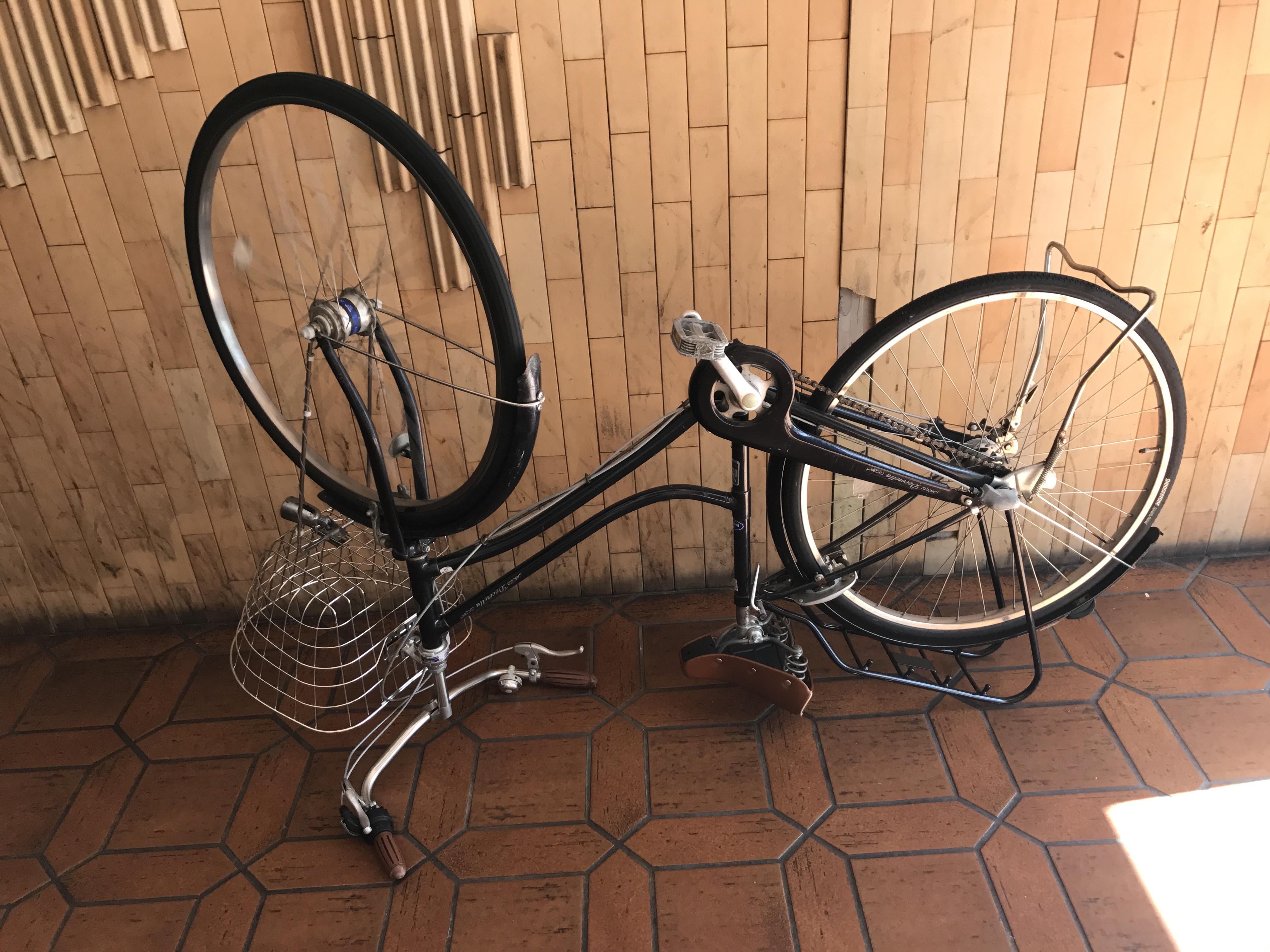 馬渕 悠 俺の自転車