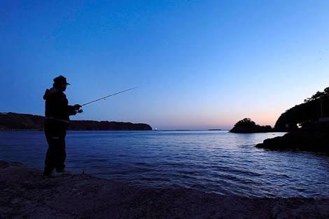 悠|釣り釣り