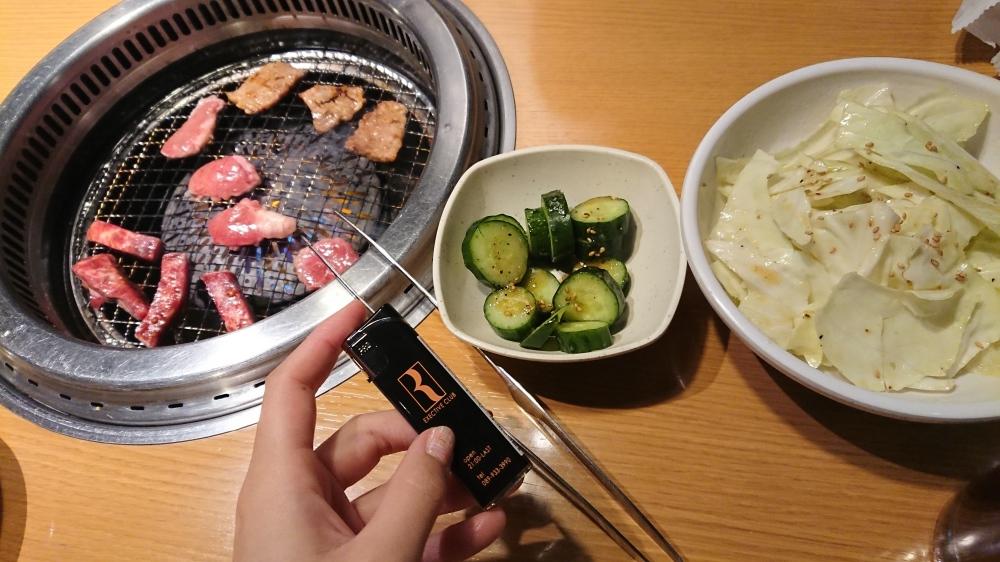 かつき 久しぶりに焼肉(*^ω^*)