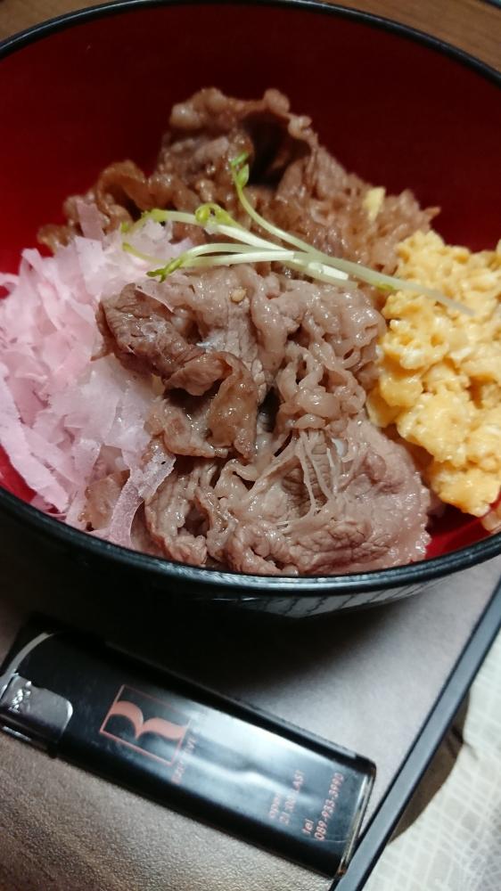 かつき 丼ばっかり(๑´ڡ`๑)