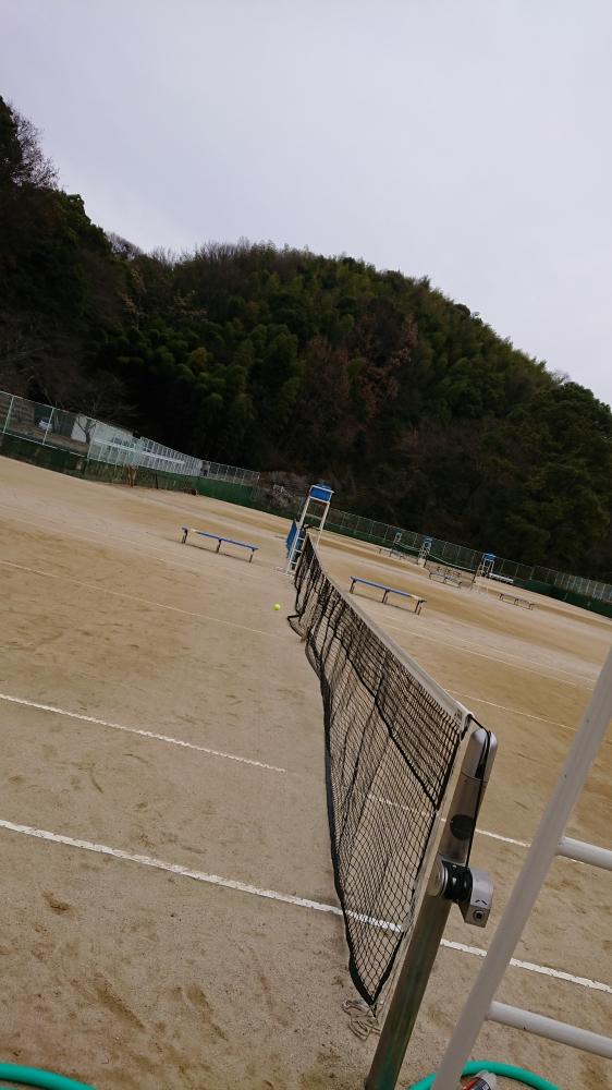 かつき テニスコート