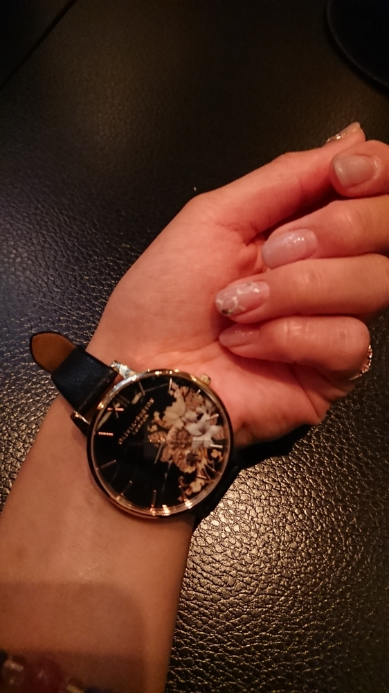 かつき|腕時計 見つかったーーーー!!!!