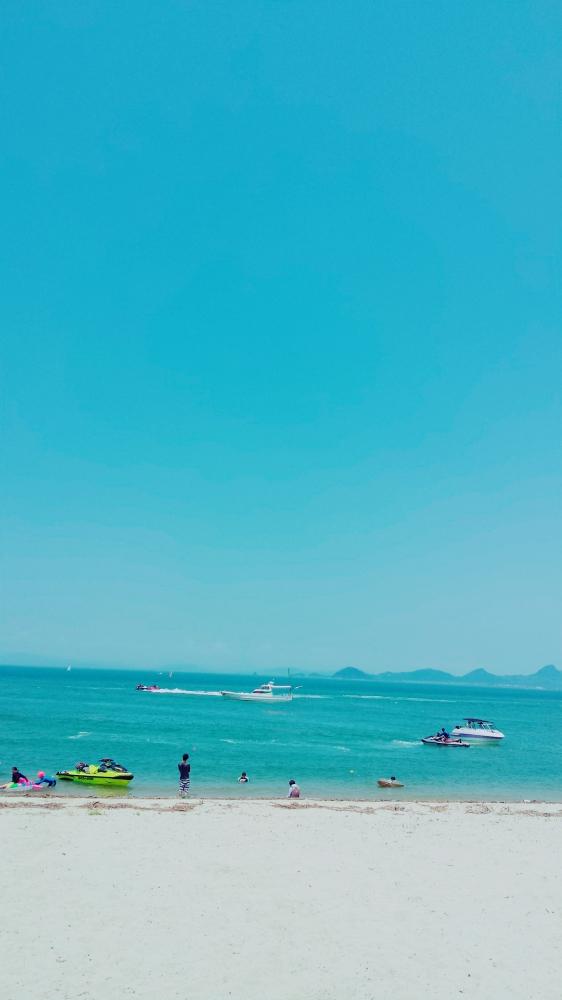 あおい|海だぁー♡夏だぁー♡