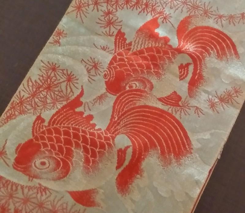 糸井 ゆかり ゆかりの金魚♪