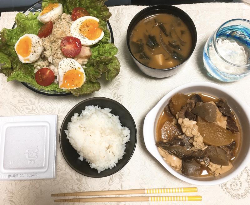 栗栖 陽香 🍳夜ご飯