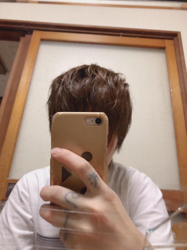 セナ|髪の毛きりたーい