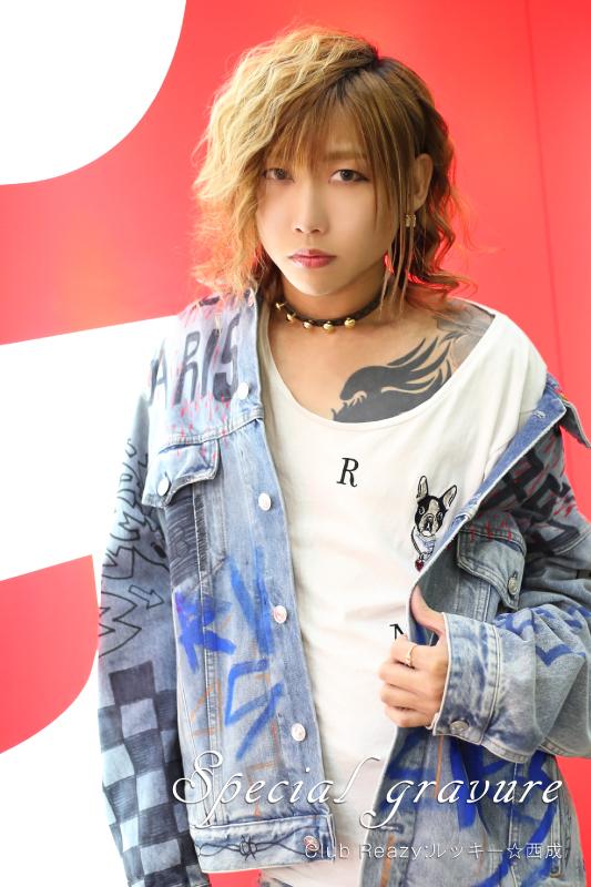 ルッキー☆西成のグラビア写真0