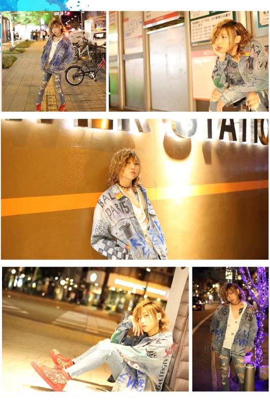 ルッキー☆西成のグラビア写真4