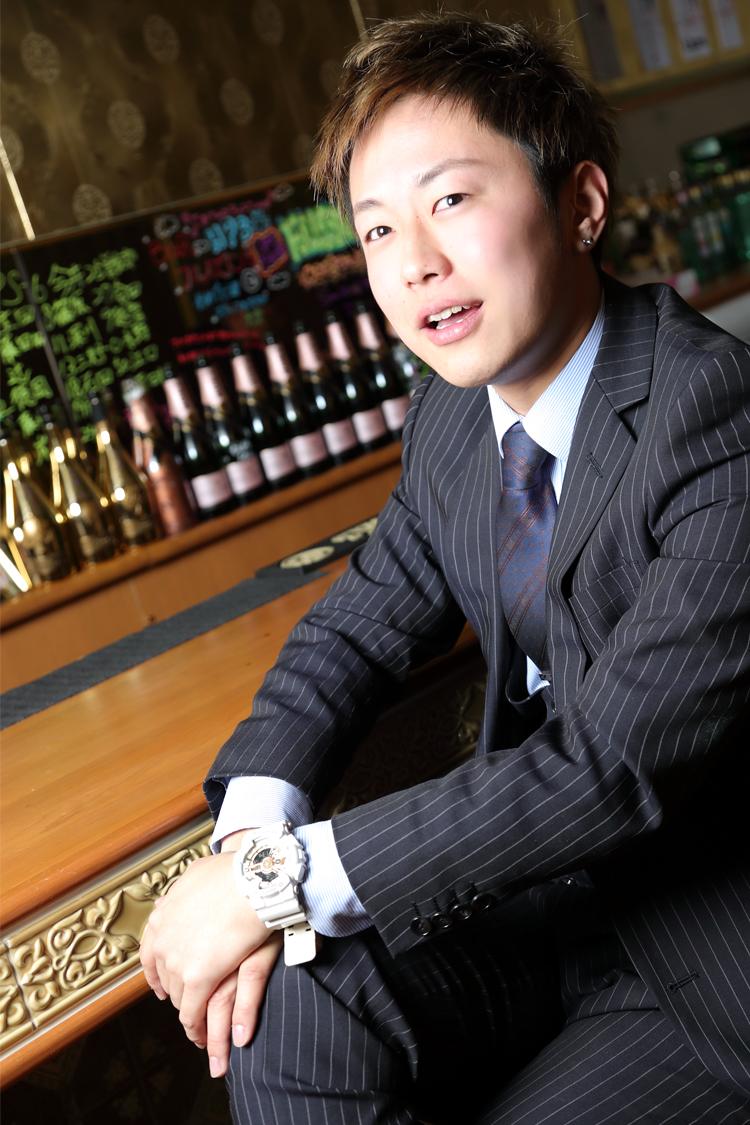住田 純樹さんのプロフ写真2