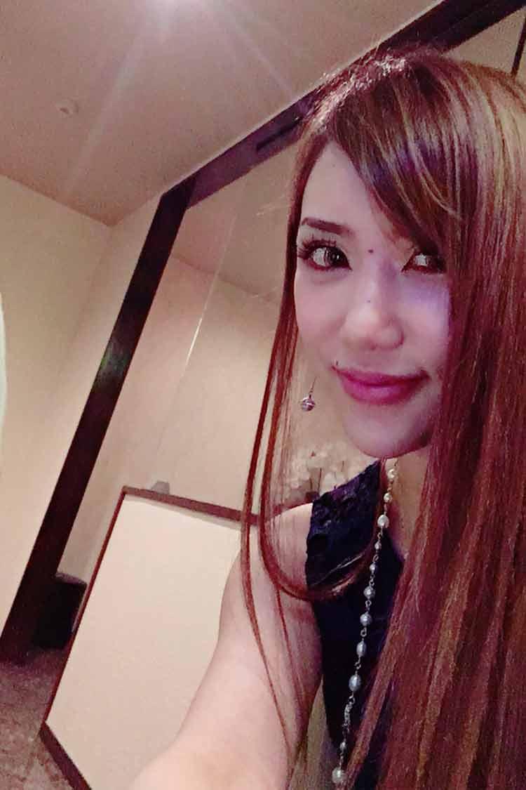 絵梨香さんのプロフ写真1