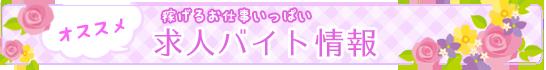愛媛県松山市のキャバクラ、ホストのバイト求人情報