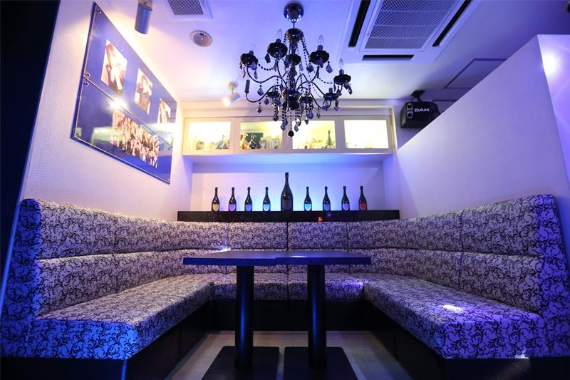 Club ARK[ホストクラブ/愛媛県松山市]の店内イメージ