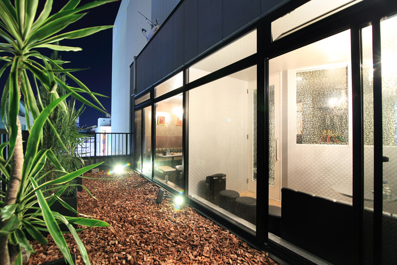 club Melty[キャバクラ/愛媛県松山市]の店内イメージ 開放的な空間を演出します☆
