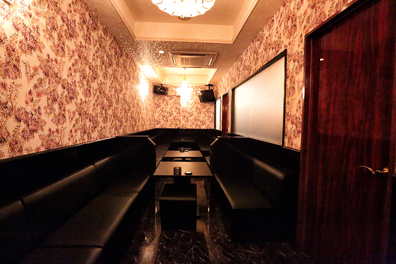 club OZ[ホストクラブ/愛媛県松山市]の店内イメージ