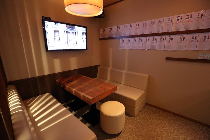 会員制 片瀬[スナック・ラウンジ/愛媛県松山市]の店内イメージ