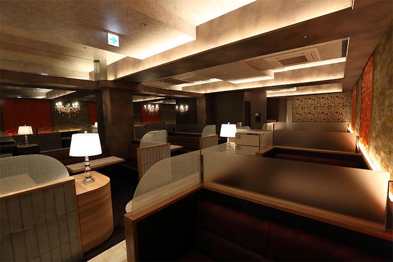 White San'z Club[キャバクラ/愛媛県]の店内イメージ